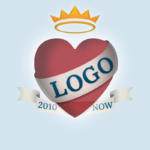 Agence Love Creation Logo Lyon