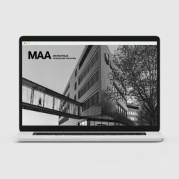Création de site internet architectes