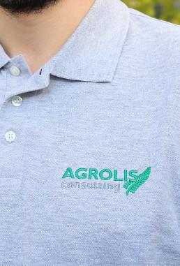 Réalisation de polos pour Agrolis