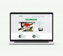Page produit du site internet Agrolis