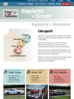 Slc Rallye Circuits