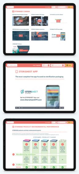 Application web vidéos, app et écologie
