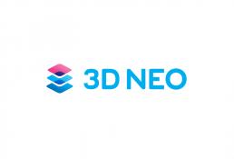 Logo 3D NEO - Éditeur logiciel