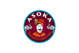 Logo Asoka - Restaurant indien Lyon