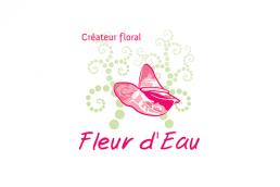 Logo Fleur D Eau - Fleuriste 6ème arr.