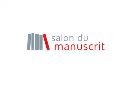 Logo Salon Du Manuscrit - site internet littéraire, maison d'édition