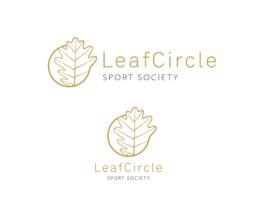 Logo Leaf Circle - 2 variantes